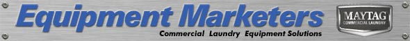 Equipment Marketers - Commercial Laundry Equipment Solutions